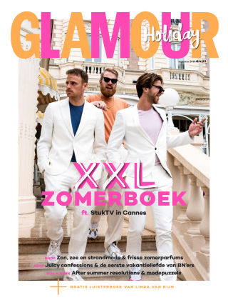 Glamour - NL 08 2019