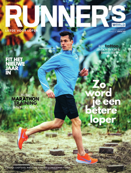 RUNNER'S WORLD - NL December 20, 2018 00:00