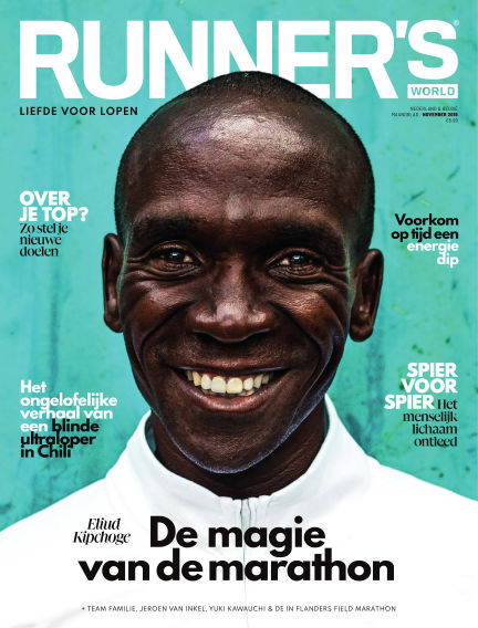 RUNNER'S WORLD - NL November 25, 2018 00:00