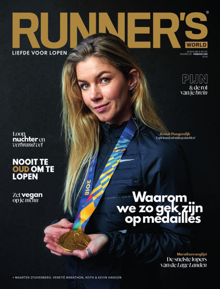 RUNNER'S WORLD - NL January 24, 2019 00:00