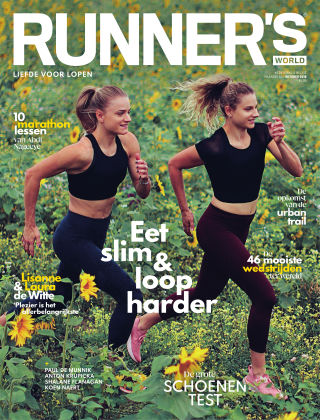 RUNNER'S WORLD - NL October 2018