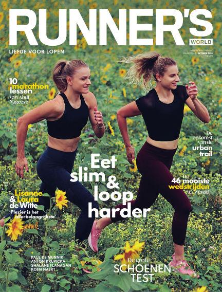RUNNER'S WORLD - NL September 27, 2018 00:00