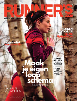 RUNNER'S WORLD - NL 03 2018