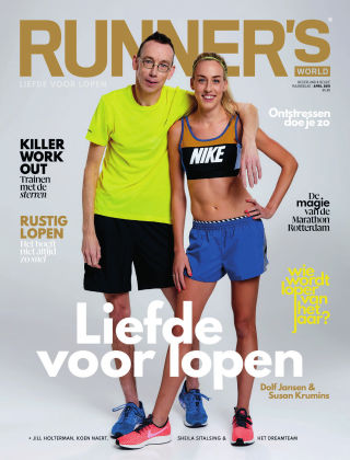 RUNNER'S WORLD - NL 04 2018