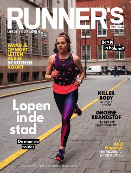 RUNNER'S WORLD - NL April 25, 2019 00:00