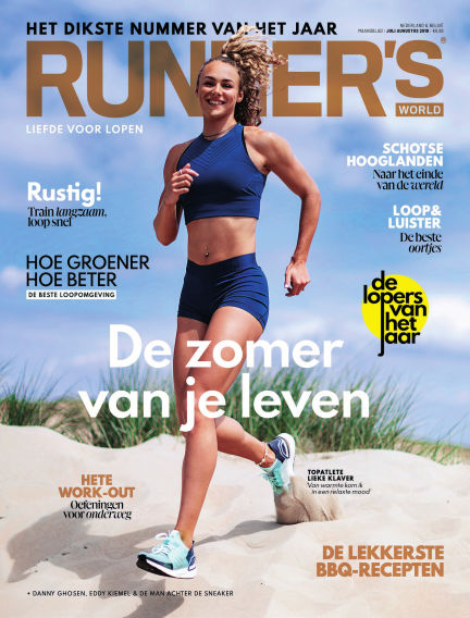 RUNNER'S WORLD - NL June 20, 2019 00:00