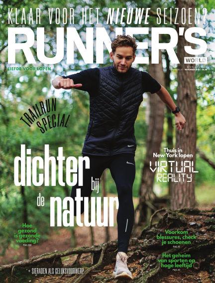 RUNNER'S WORLD - NL October 24, 2019 00:00