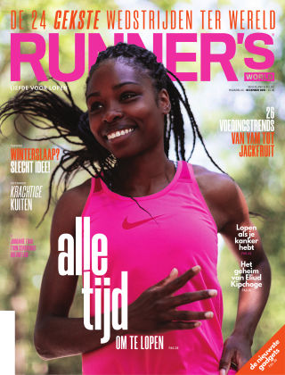 RUNNER'S WORLD - NL 012 2019