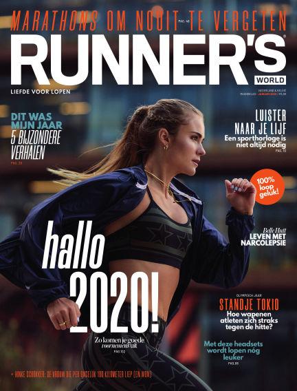 RUNNER'S WORLD - NL December 19, 2019 00:00