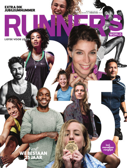 RUNNER'S WORLD - NL January 14, 2020 00:00