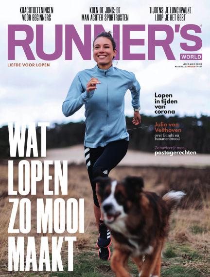 RUNNER'S WORLD - NL April 21, 2020 00:00