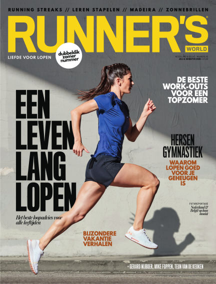 RUNNER'S WORLD - NL June 30, 2020 00:00
