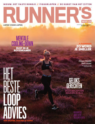 RUNNER'S WORLD - NL 009 2020