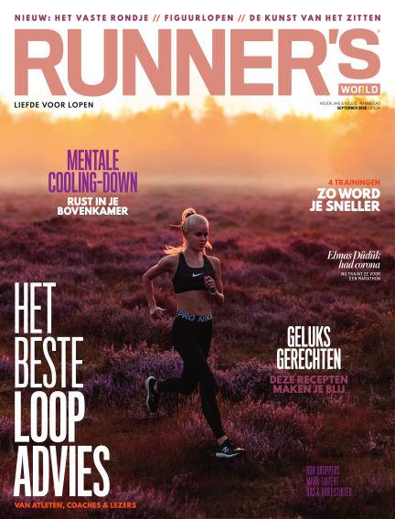 RUNNER'S WORLD - NL August 11, 2020 00:00