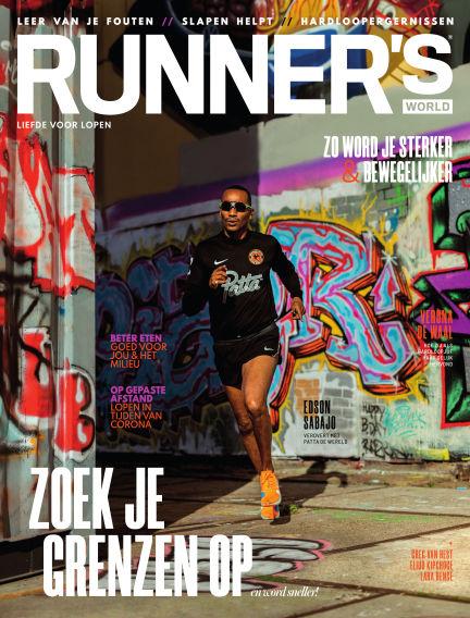 RUNNER'S WORLD - NL September 15, 2020 00:00