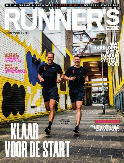 RUNNER'S WORLD - NL October 20, 2020 00:00
