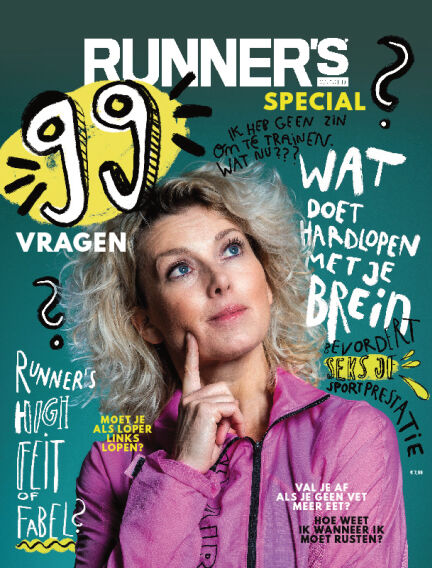 RUNNER'S WORLD - NL December 09, 2020 00:00