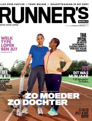 RUNNER'S WORLD - NL 012 2020