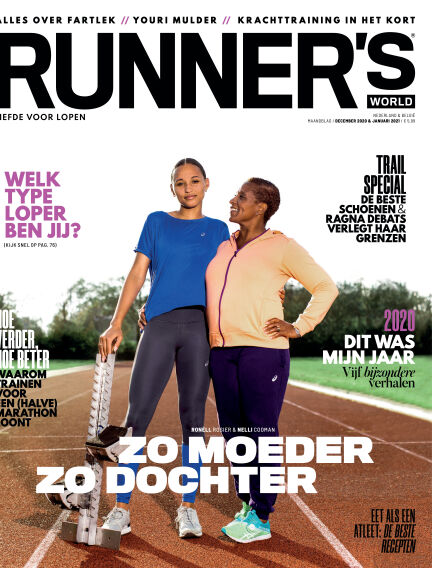 RUNNER'S WORLD - NL November 24, 2020 00:00