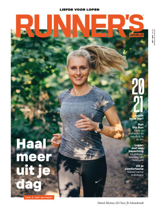 RUNNER'S WORLD - NL 001 2021