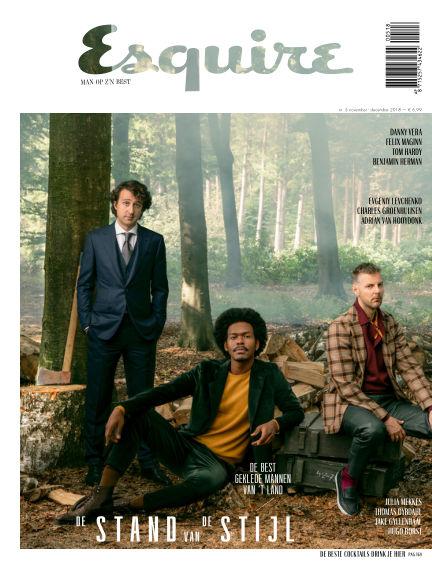Esquire - NL October 24, 2018 00:00