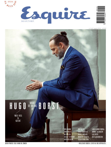 Esquire - NL June 27, 2018 00:00