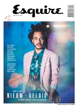Esquire - NL 02 2018