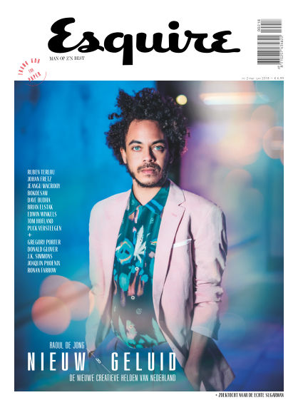 Esquire - NL April 25, 2018 00:00