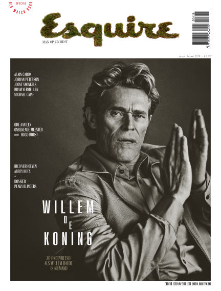Esquire - NL December 06, 2018 00:00