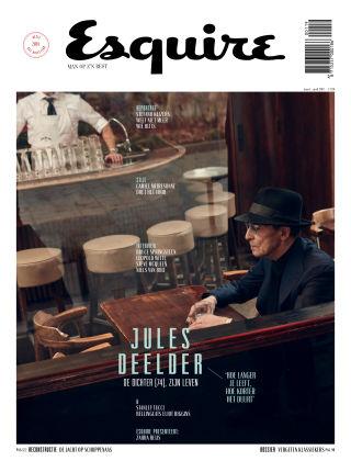 Esquire - NL 01 2019