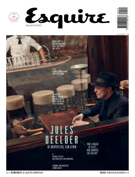 Esquire - NL February 27, 2019 00:00
