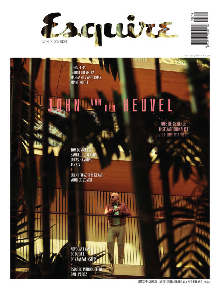 Esquire - NL April 24, 2019 00:00