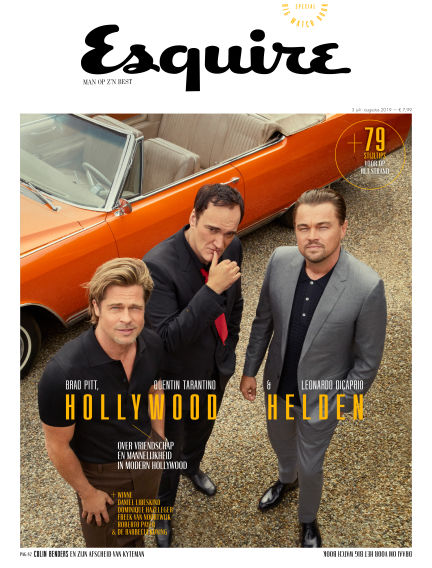 Esquire - NL June 26, 2019 00:00