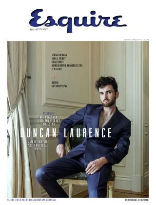 Esquire - NL 04 2019