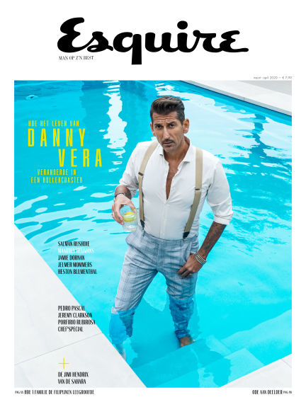 Esquire - NL February 25, 2020 00:00
