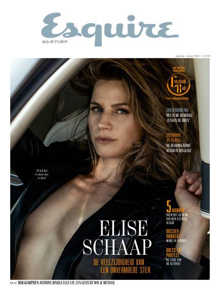 Esquire - NL September 15, 2020 00:00