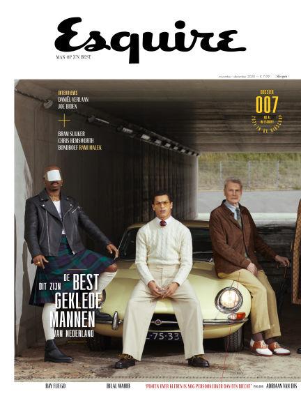 Esquire - NL October 20, 2020 00:00