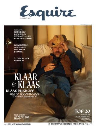 Esquire - NL 001 2021