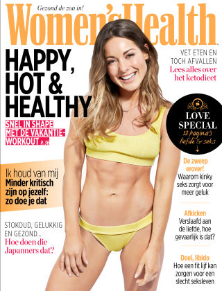 Women's Health - NL 05 2018