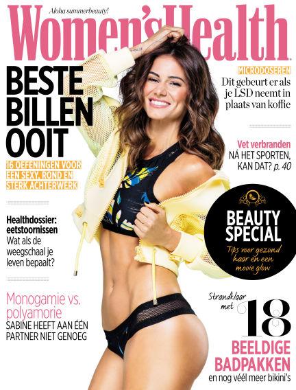 Women's Health - NL June 14, 2018 00:00