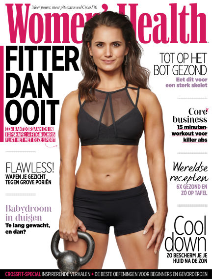 Women's Health - NL August 16, 2018 00:00