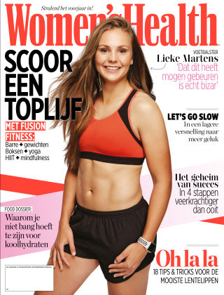 Women's Health - NL 02 2018