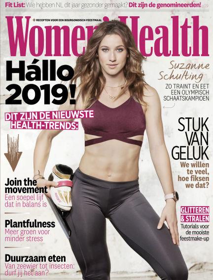 Women's Health - NL December 13, 2018 00:00