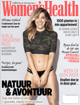 Women's Health - NL 007 2019