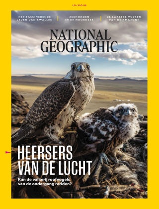 National Geographic - NL 10 2018