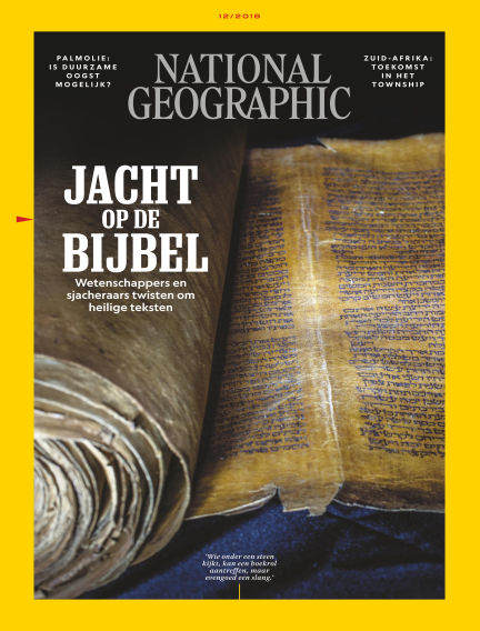 National Geographic - NL November 22, 2018 00:00