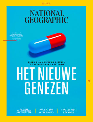 National Geographic - NL 01 2019