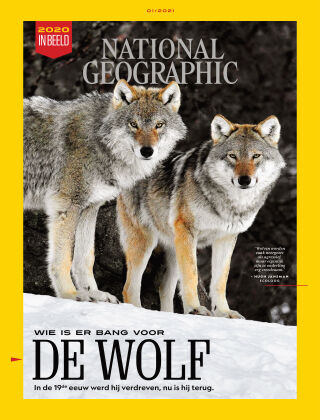 National Geographic - NL 001 2021