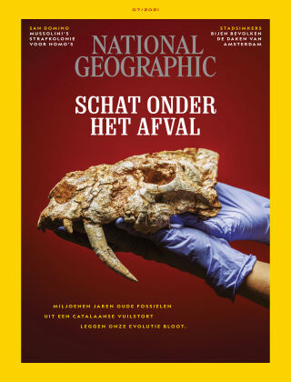 National Geographic - NL 007 2021