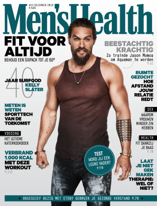 Men's Health - NL 12 2018